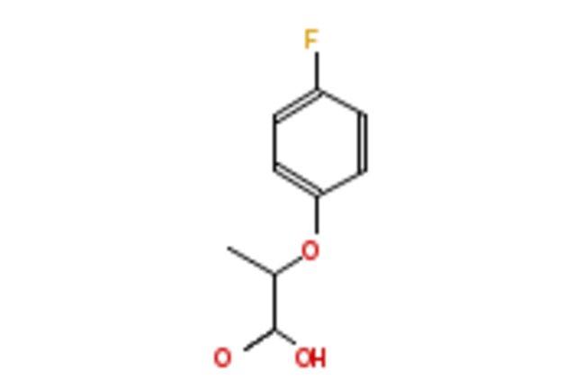 eMolecules 2-(4-FLUOROPHENOXY)PROPIONIC ACID | 2967-70-6 | 1G | Purity: