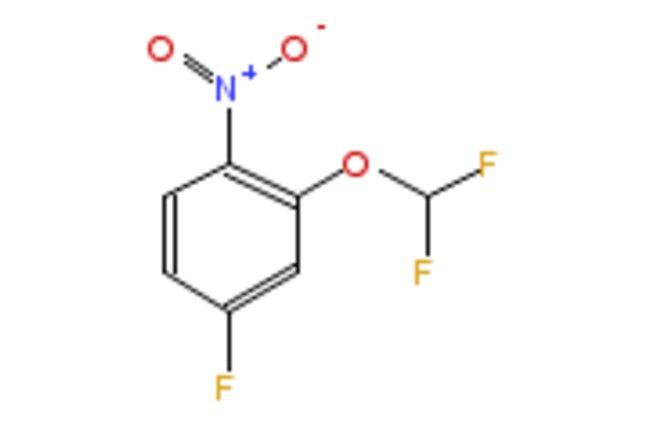 eMolecules 4-FLUORO-2-DIFLUOROMETHOXYNITROBENZENE | 1214329-62-0 | 1G