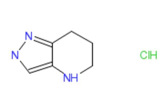 eMolecules 4,5,6,7-TETRAHYDRO-2H-PYRAZOLO[4,3-B]PYRIDINE HCL   1187830-47-2