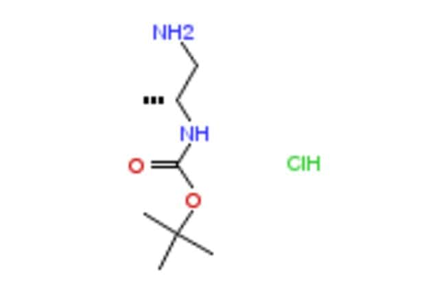 eMolecules (R)-2-(BOC-AMINO)-PROPANAMINE HCL | 1217631-35-0 | 1G | Purity: