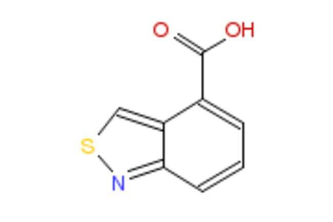 eMolecules 4-CARBOXY-2,1-BENZISOTHIAZOL   56910-99-7   0.25G   Purity: