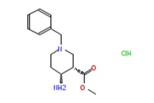 eMolecules TRANS-METHYL 4-AMINO-1-BENZYLPIPERIDINE-3-CARBOXYLATE HCL  