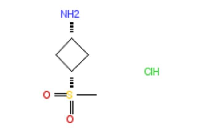 eMolecules CIS-3-METHYLSULFONYLCYCLOBUTYLAMINE HCL | 1408074-56-5 | 1G