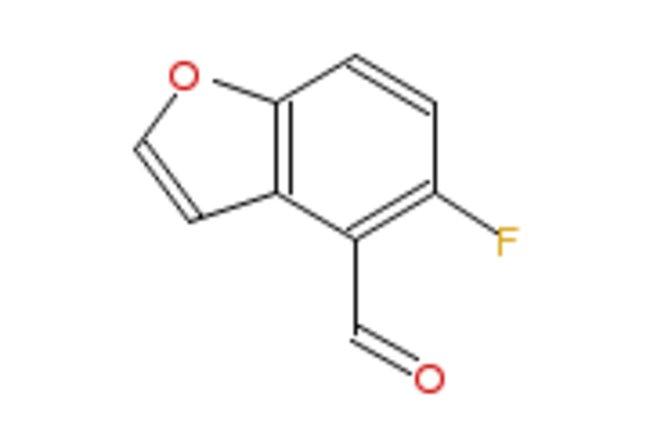 eMolecules 4-BENZOFURANCARBOXALDEHYDE, 5-FLUORO- | 199391-70-3 | 1G |