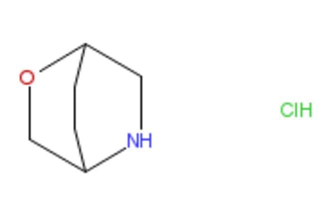 eMolecules 2-OXA-5-AZABICYCLO[2.2.2]OCTANE HCL | 1408075-32-0 | 1G | Purity:
