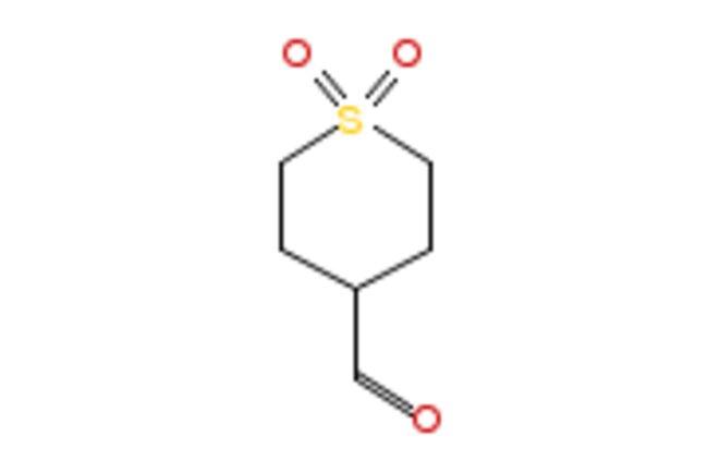 eMolecules TETRAHYDRO-2H-THIOPYRAN-4-CARBALDEHYDE 1,1-DIOXIDE | 494210-61-6