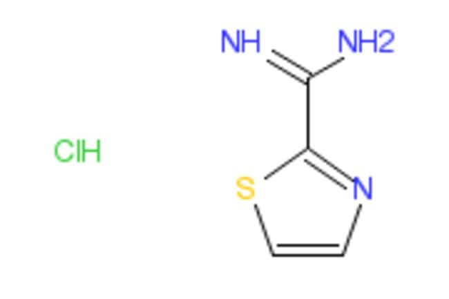 eMolecules THIAZOLE-2-CARBOXIMIDAMIDE HCL | 247037-82-7 | 25G | Purity: