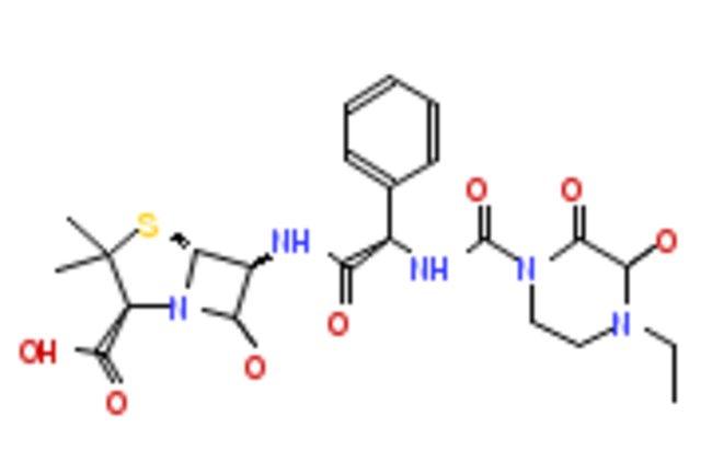 eMolecules PIPERACILLIN | 61477-96-1 | 1G | Purity: 95%  PIPERACILLIN