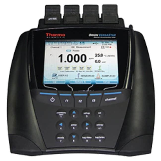 Thermo Scientific™Medidor multiparamétrico de pH/ISE de sobremesa Orion™ Versa Star Pro™: Electroquímica pH y electroquímica