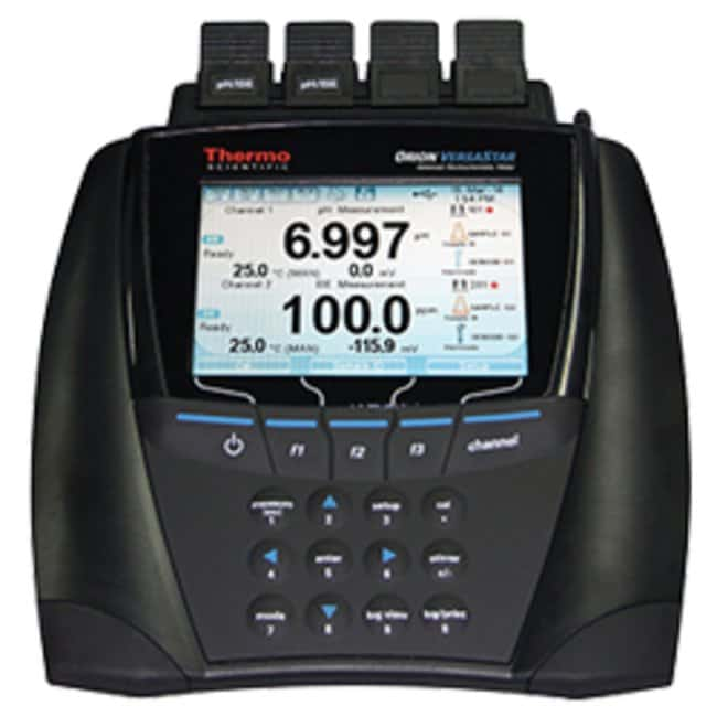 Thermo Scientific Orion Versa Star Pro pH/ISE Benchtop Multiparameter Meter:Thermometers,