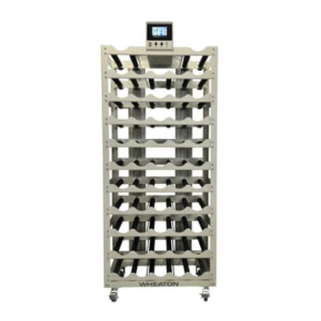 DWK Life Sciences Wheaton Standard Roller Apparatus Top-Drive 11-Deck :Mixers,