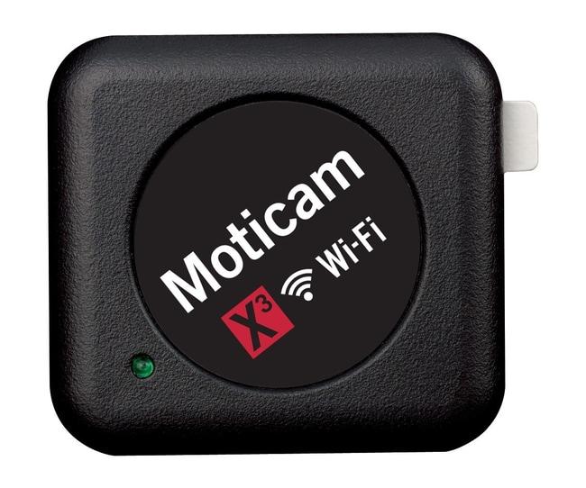 National OpticalDigital WiFi Microscope Camera Model: D-MOTICAM X3:Microscopes