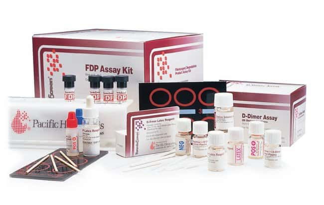 Thermo Scientific Pacific Hemostasis FDP Assay Sample Collection Tubes