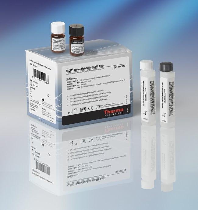 Thermo Scientific CEDIA Heroin Metabolite Drugs of Abuse Calibrators ::