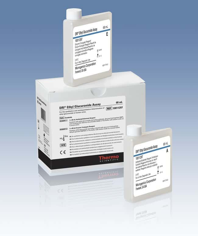Thermo Scientific DRI Ethyl Glucuronide (EtG) Drugs of Abuse Calibrators