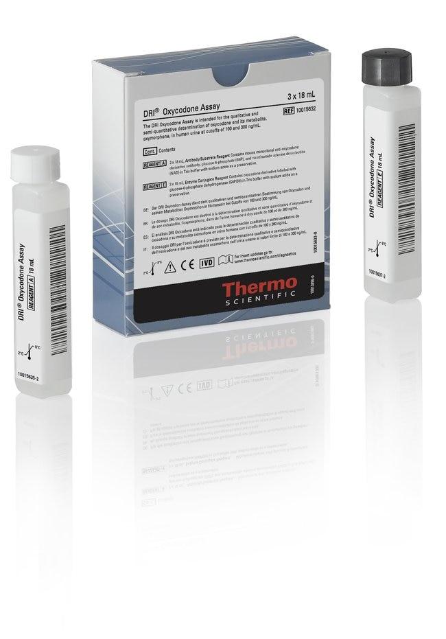 Thermo Scientific DRI Oxycodone Drugs of Abuse Assays :Diagnostic Tests