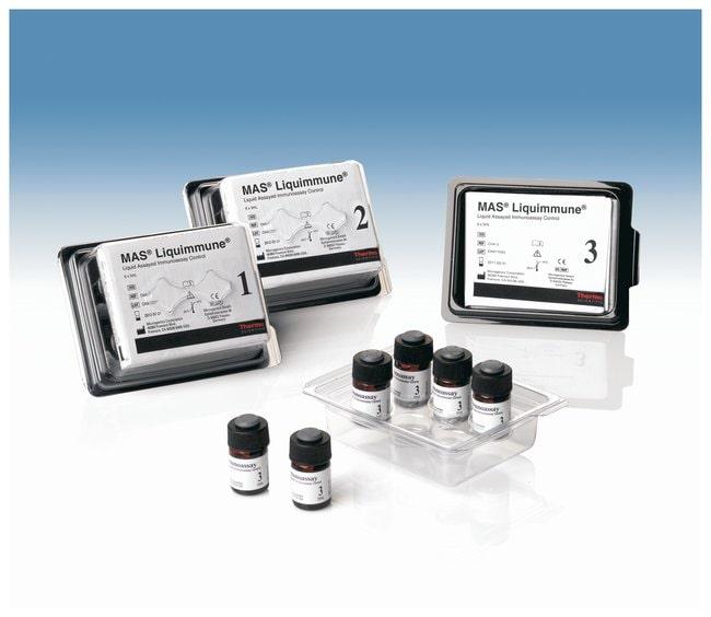 Thermo Scientific MAS Liquimmune Immunoassay Controls ::