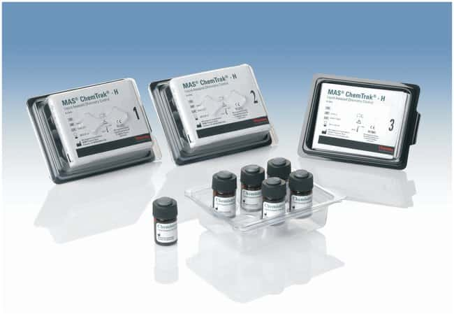 Thermo Scientific MAS chemTRAK H General Chemistry Controls ::