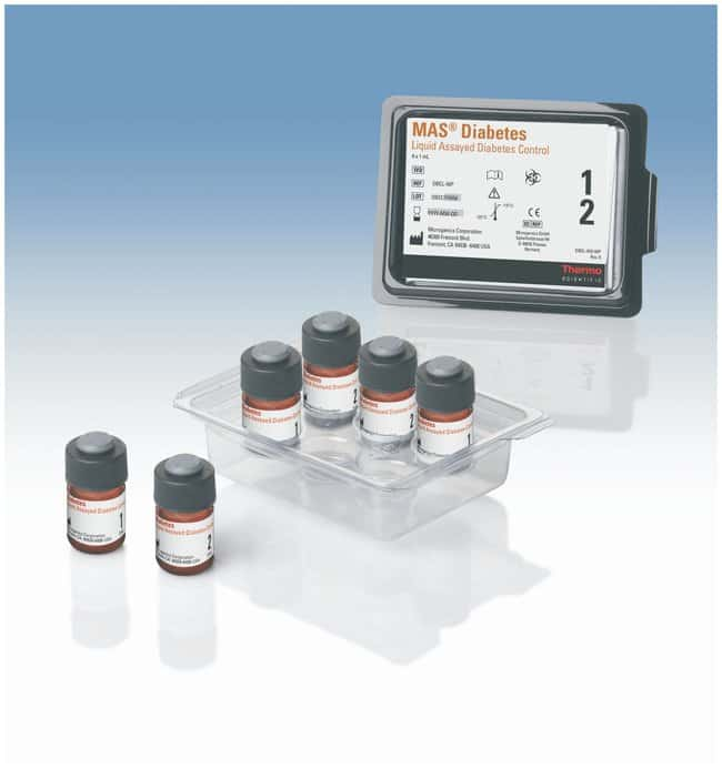 Thermo Scientific MAS Diabetes Control :Diagnostic Tests and Clinical Products:Diagnostic