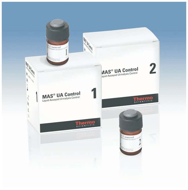 Thermo Scientific MAS UA Controls :Diagnostic Tests and Clinical Products:Diagnostic