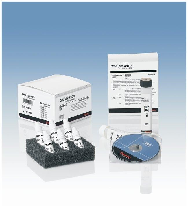 Thermo Scientific QMS Therapeutic Drug Monitoring (TDM) Controls :Diagnostic