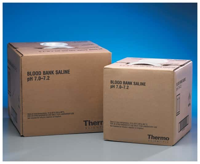 Thermo Scientific NERL Blood Bank Saline :Diagnostic Tests and Clinical