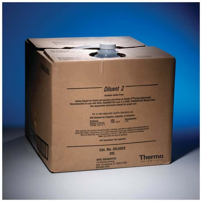Thermo ScientificNERL Diluent 2 Hematology Reagent for Flow Cytometry 20L