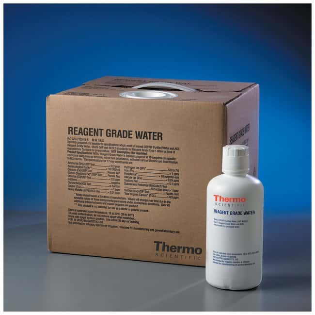 Thermo Scientific™ NERL™ Reagent Grade Water