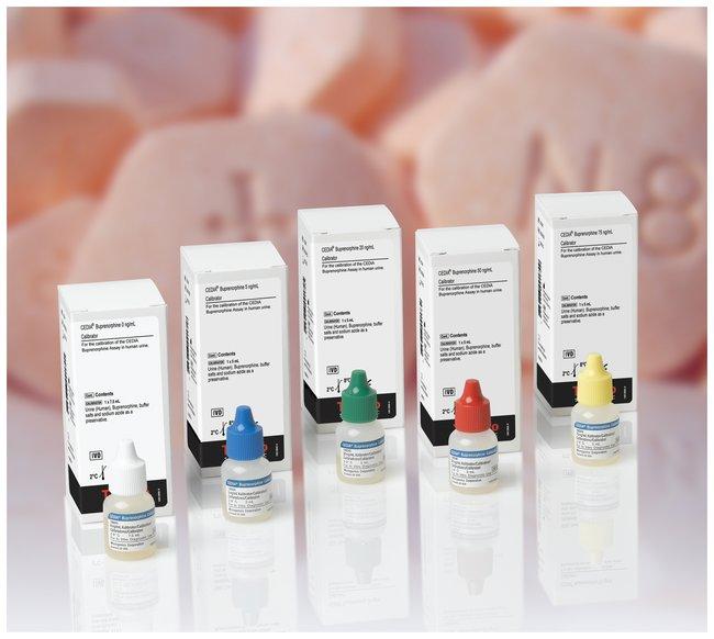 Thermo Scientific CEDIA Buprenorphine Drugs of Abuse Calibrators ::