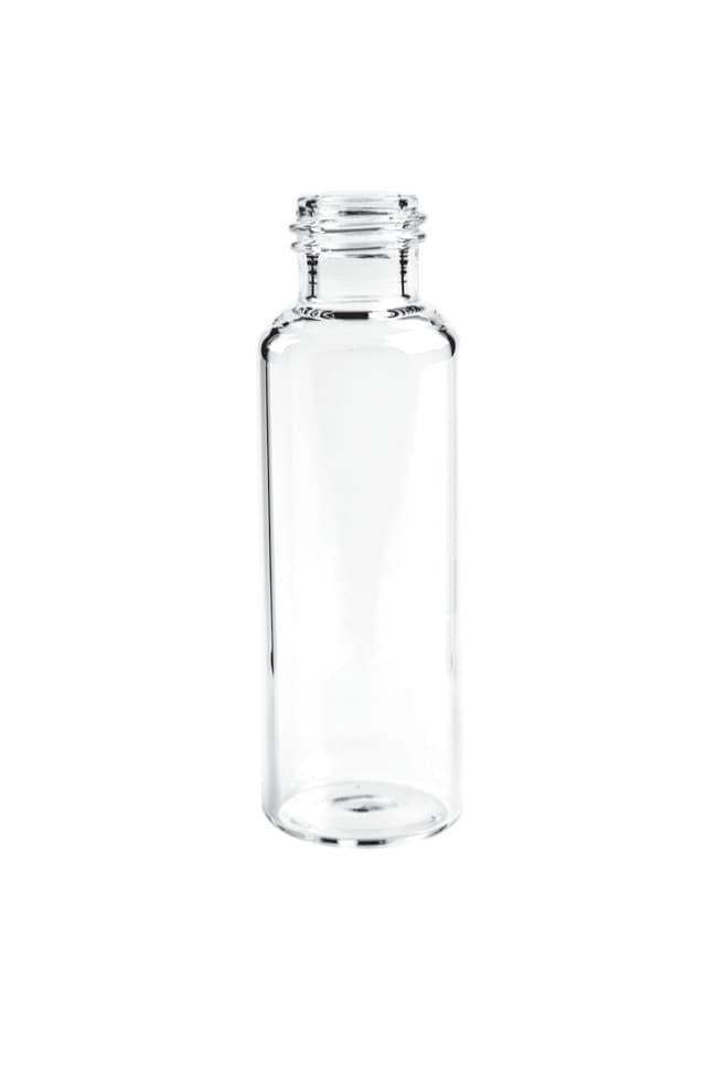 Thermo Scientific™9mm Clear Glass Screw Thread Vials 4mL; Clear Thermo Scientific™9mm Clear Glass Screw Thread Vials