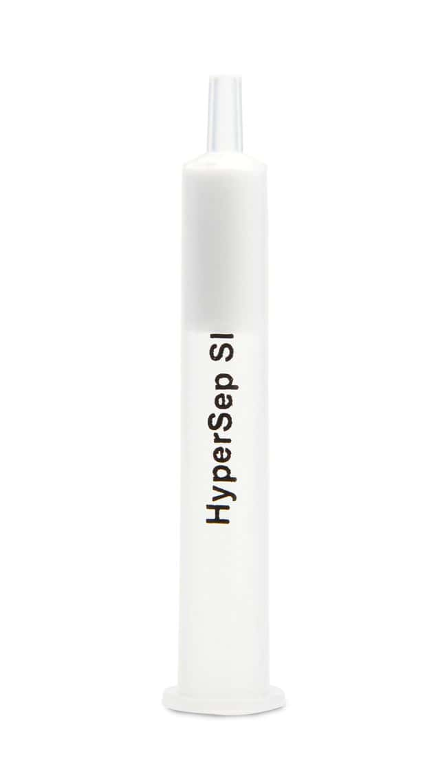 Thermo Scientific™ HyperSep™ Silica Cartridges 2g Bed Weight; 15mL Column Volume Thermo Scientific™ HyperSep™ Silica Cartridges