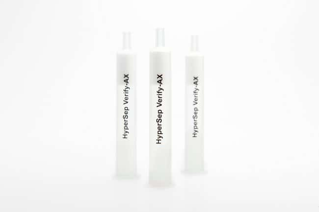 Thermo Scientific™HyperSep™ Verify AX Cartridges: SPE Columns, Discs, and Cartridges Solid Phase Extraction Products
