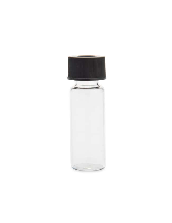 Thermo Scientific™ 4 mL (13mm) Screw Thread Vials: Autosampler Vials and Vial Sets Autosampler Vials, Caps, and Closures