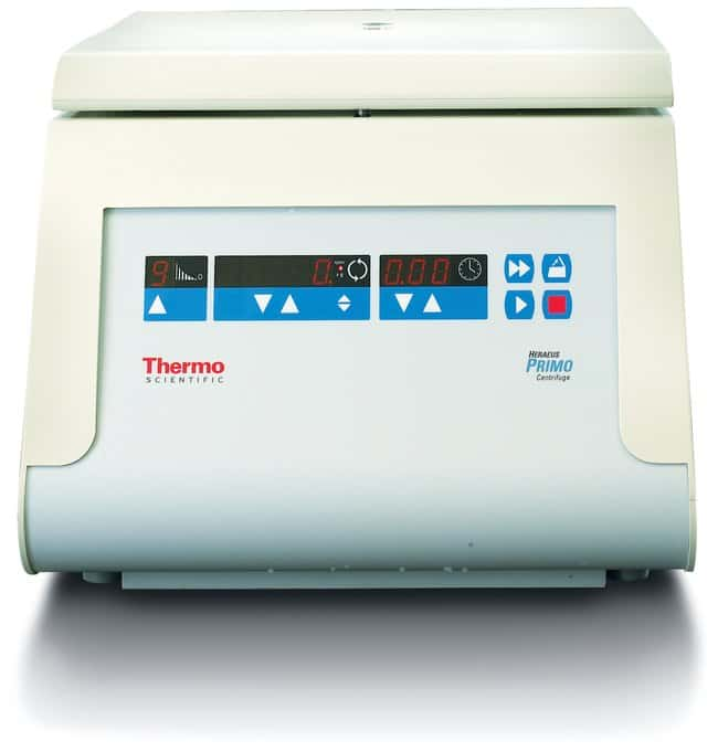 Thermo Scientific Sorvall Primo/Primo R Benchtop Centrifuges:Centrifuges