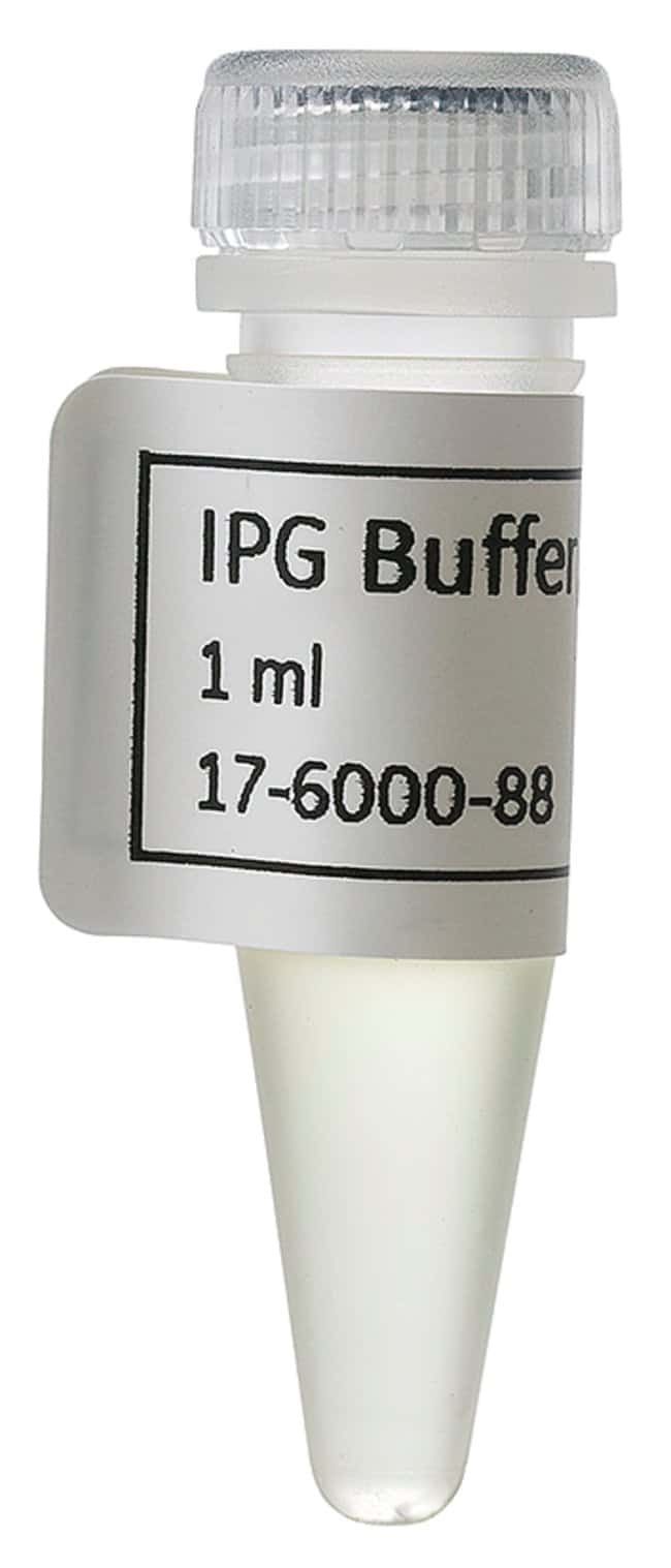Cytiva IPG Buffers pH range: 3 to 11 NL (nonlinear) Cytiva IPG Buffers