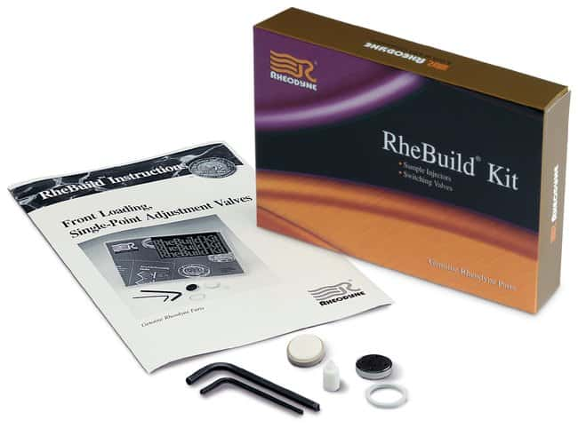 Thermo Scientific™ RheBuild™ Kits: HPLC Instruments Chromatography Instruments