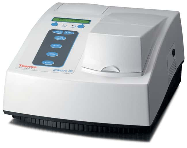 Thermo Scientific GENESYS 20 Visible Spectrophotometer:Spectrophotometers,