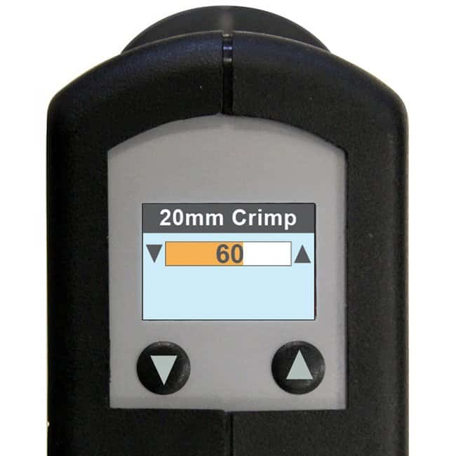 Thermo Scientific™ Electronic Vial Crimpers and Decrimpers