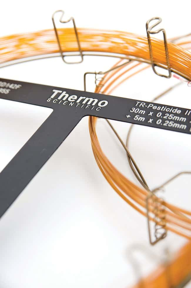 Thermo Scientific™TRACE™ GC Columns for Pesticides: GC Columns Chromatography Columns and Cartridges