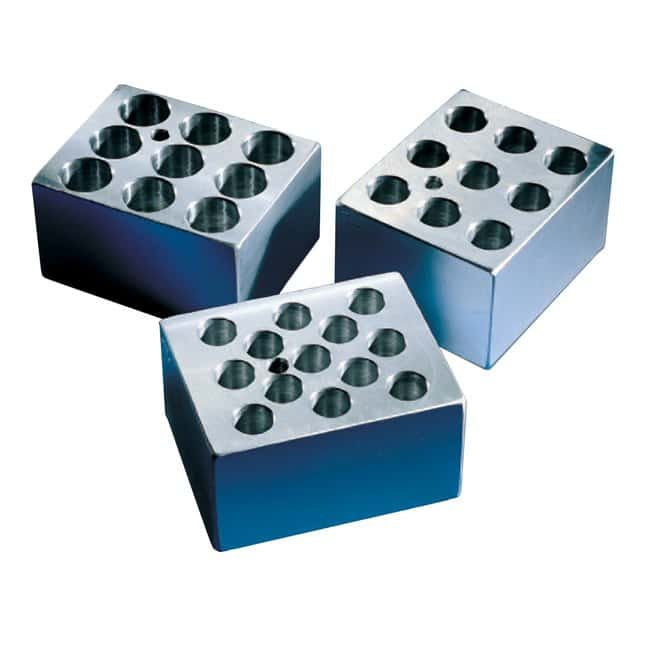 Thermo Scientific™ Reacti-Block™ Aluminum Blocks: Home