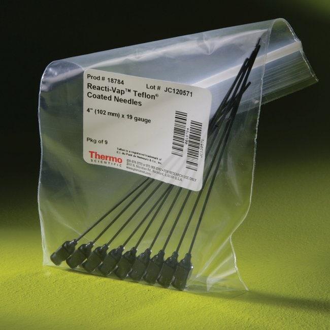Thermo Scientific Reacti-Vap Evaporator PTFE-Coated Needles :Gloves, Glasses