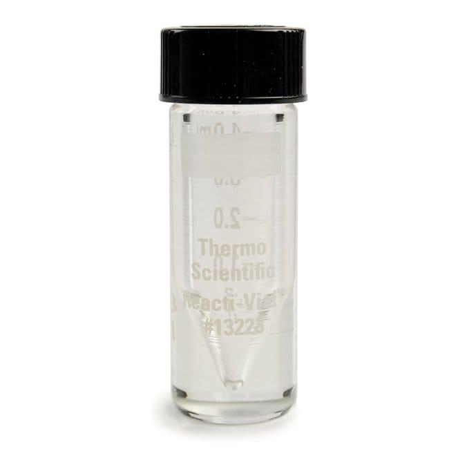 Thermo Scientific™Reacti-Vial™ Small Glass Reaction Vials: Sample Vials Vials