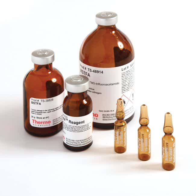 Thermo Scientific™ BSTFA + 1% TMCS Silylation Reagent: Analytical and Chromatography Chemicals