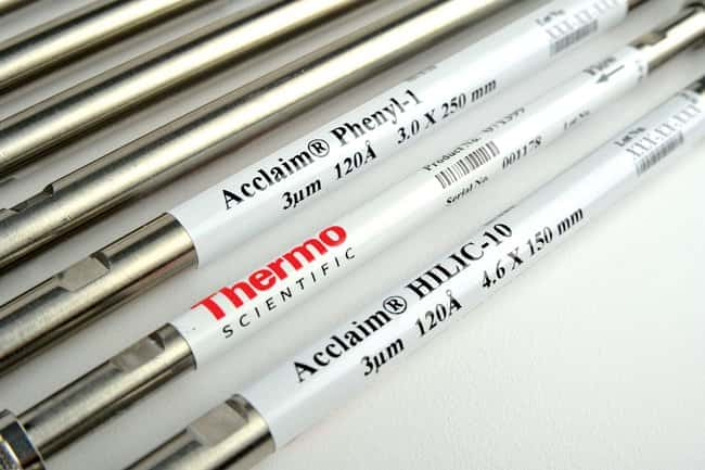 Thermo Scientific Acclaim HILIC-10 HPLC Columns Length: 10mm; ID: 4.6mm:Chromatography