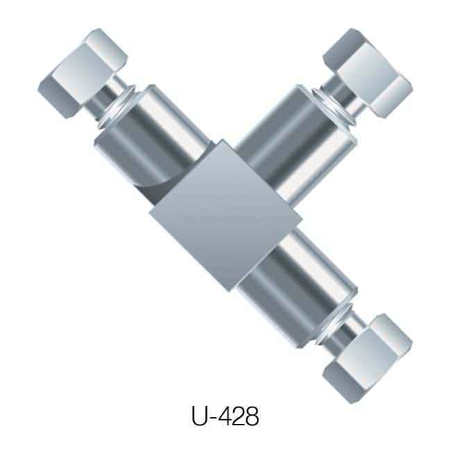 Thermo Scientific™ Stainless Steel Unions, Tees and Crosses: Chromatography Spare Parts Chromatography