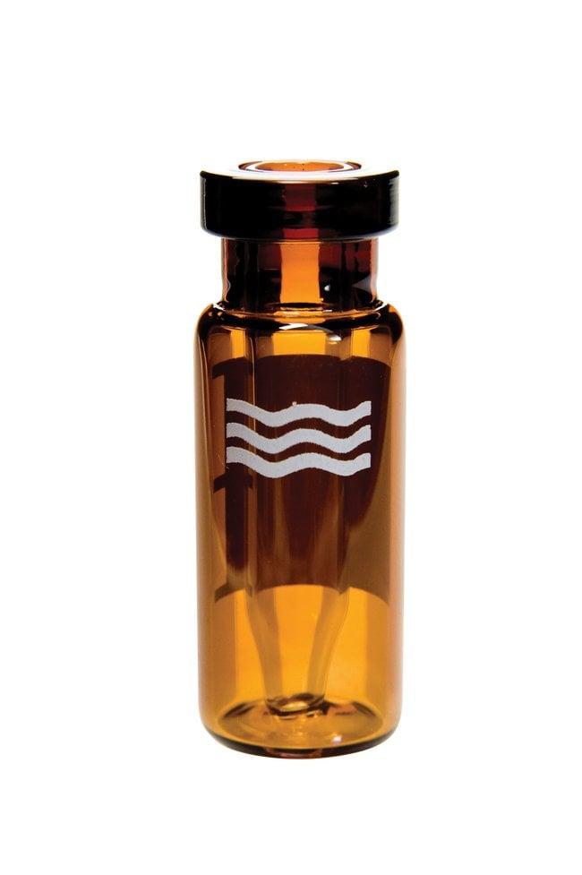Thermo Scientific™11mm Amber Glass Crimp/Snap Top Vials: Autosampler Vials and Vial Sets Autosampler Vials, Caps, and Closures