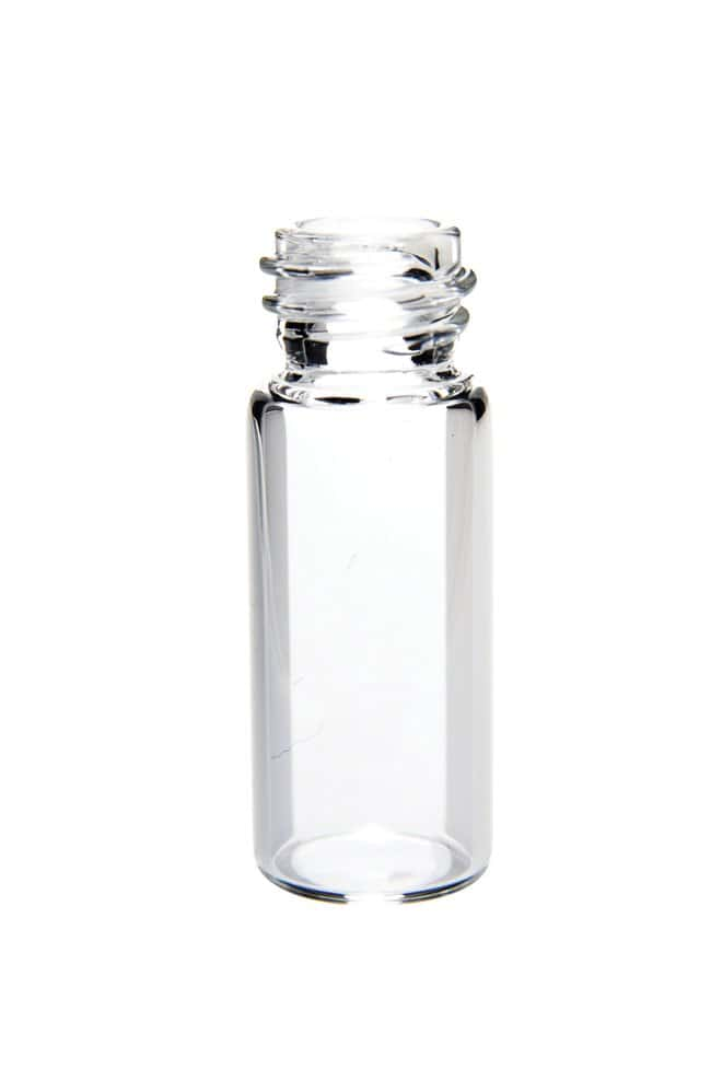 Thermo Scientific™ 10mm Clear Glass Wide Opening Screw Thread Vials