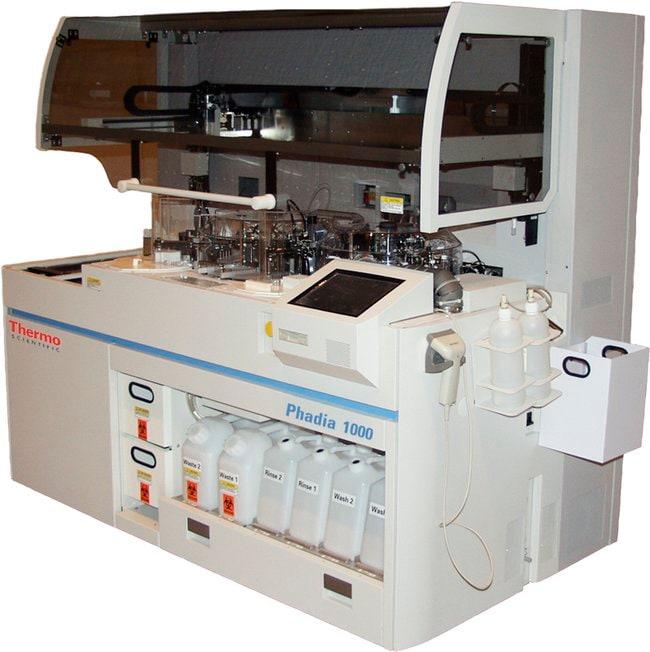 Thermo ScientificPhadia 1000 Immunoassay Analyzers:Clinical Analyzers and