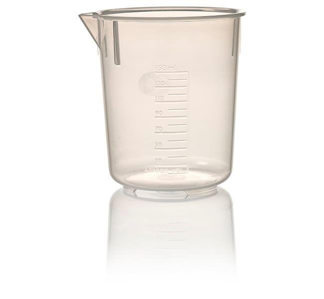 Thermo Scientific  Nalgene  Economy Polypropylene Griffin Low-Form Plastic Beakers
