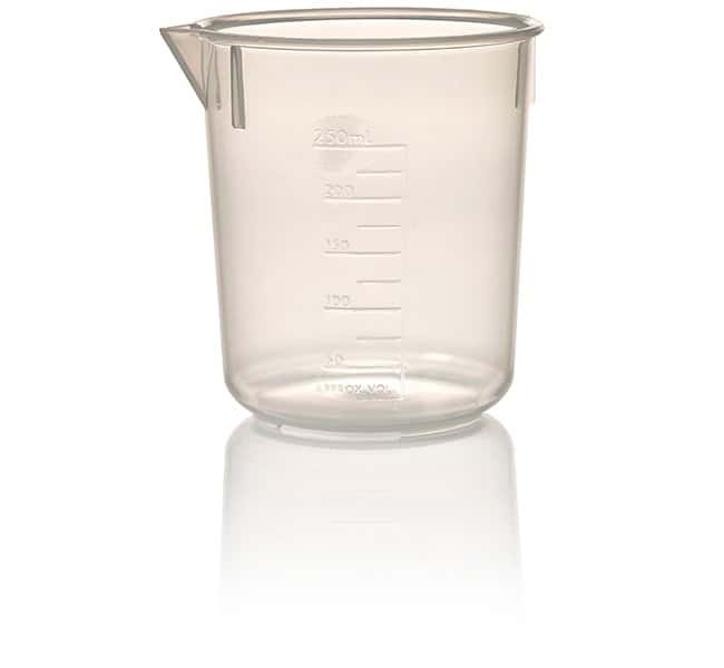 Thermo Scientific  Nalgene  Economy Polypropylene Griffin Low-Form Plastic Beakers
